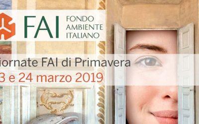 Giornate FAI di primavera, in Abruzzo aperti 66 luoghi del cuore in 19 località