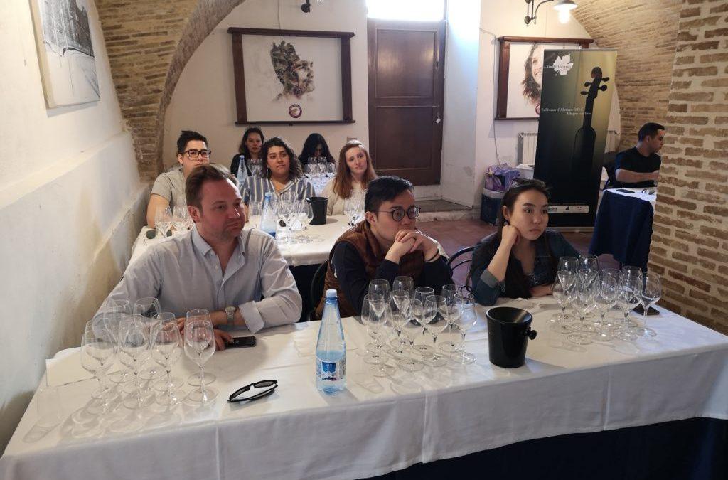 Giornalisti internazionali alla scoperta dei Vini d'Abruzzo