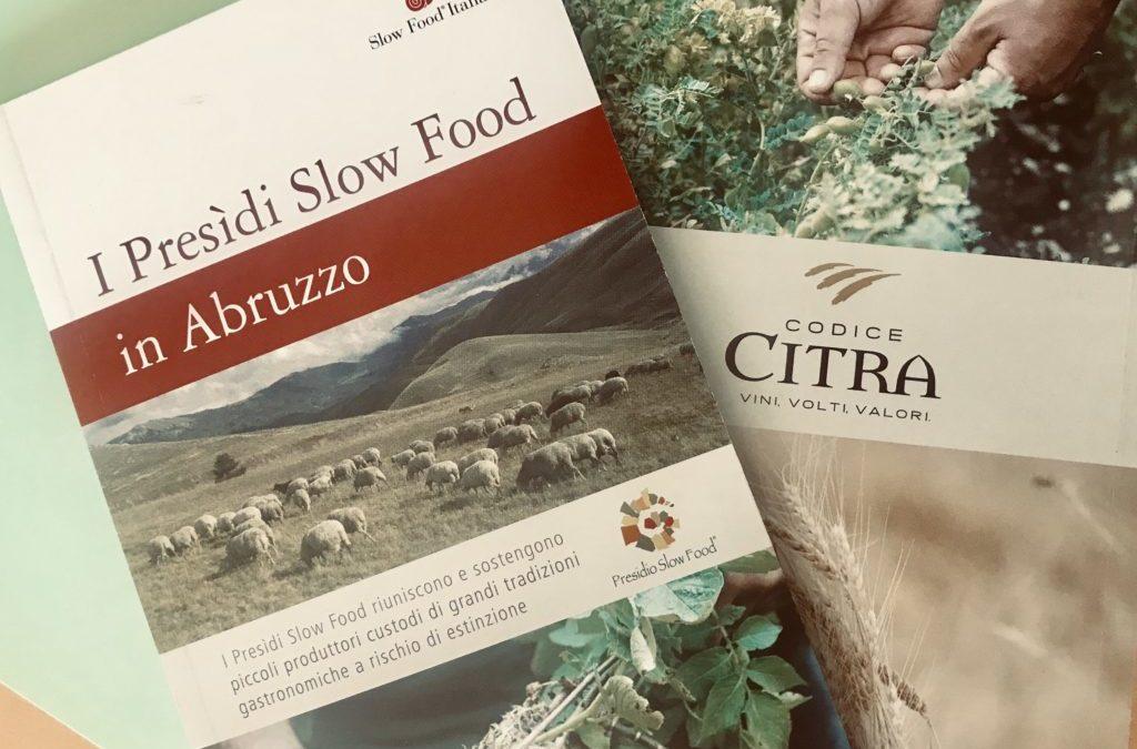 Parte il treno alla scoperta dei presìdi Slow Food e dei vini Codice Citra