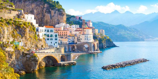 Un progetto di turismo sostenibile per la Costiera Amalfitana