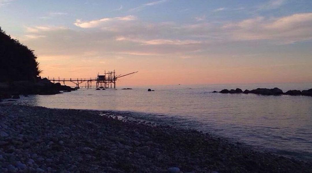 """Costa dei Trabocchi in Abruzzo – Chieti, le """"macchine da pesca"""" cantate da D'Annunzio"""