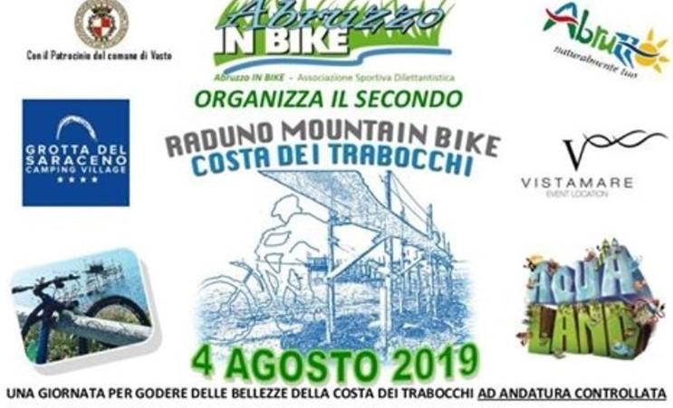 2° Raduno di Mountain Bike Costa Dei Trabocchi: 4 agosto 2019