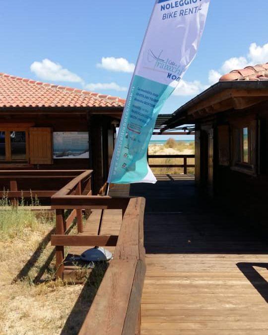 Costa dei Trabocchi MOB: il servizio Bike Station attivo fino al 15 settembre 2019