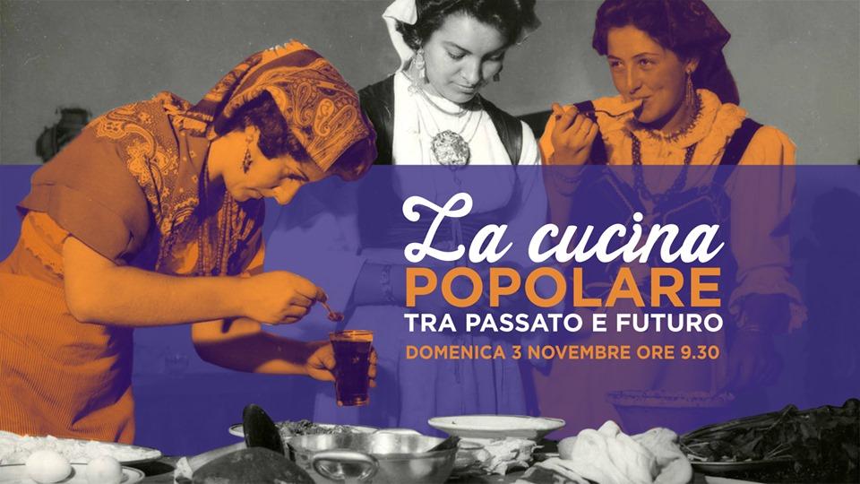 """Convegno """"La cucina popolare tra passato e futuro"""" – 3 novembre 2019 – Fossacesia"""