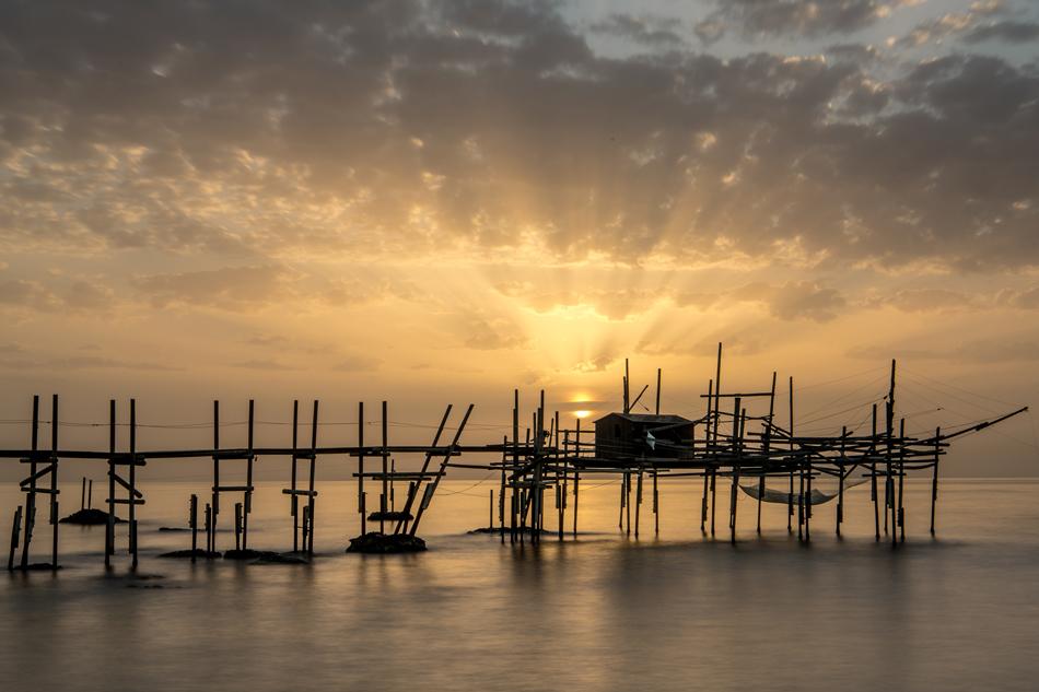 La Costa dei Trabocchi sul National Geographic: da Ortona a Vasto è una meraviglia continua