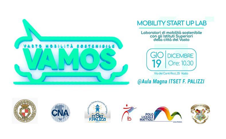 Mobility Start Up Lab di Va.Mo.S.