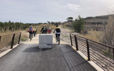 In Abruzzo è bici mania, tradizionali o e-bike