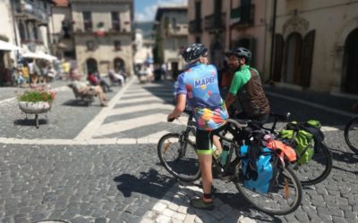 L'Abruzzo ha i primi 11 accompagnatori cicloturistici qualificati