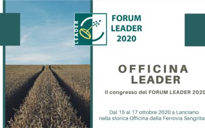 Territori rurali, a Lanciano il forum nazionale dei GAL