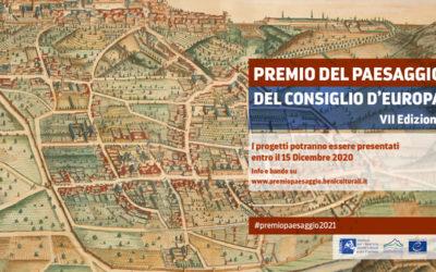 Mibact, bando per candidatura italiana al Premio Paesaggio
