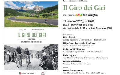 """Aspettando Art Bike & Run: presentazione del libro """" Il  Giro dei Giri"""""""