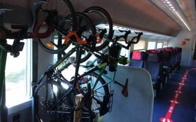 Posti bici sugli intercity Roma-Reggio C. e Roma-Salerno