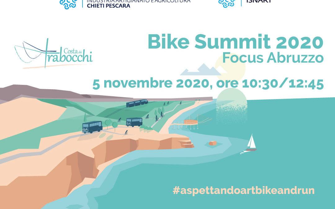 Bike Summit 2020: focus Abruzzo