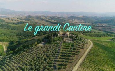 Le Grandi Cantine.  Alla scoperta dell'Italia del vino su Gambero Rosso HD