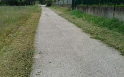 Al via il restyling per la pista ciclabile di Vasto Marina