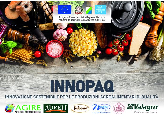 Innopaq, creare produzioni alimentari eccellenti in Abruzzo