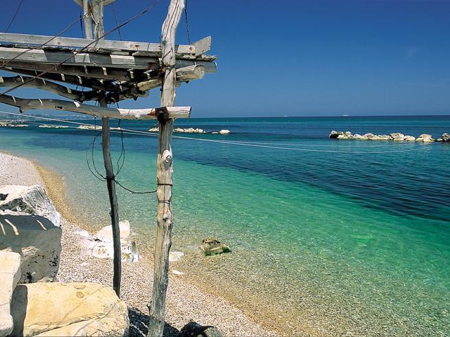 San Vito Chietino, tra collina e mare tutto il fascino dei trabocchi
