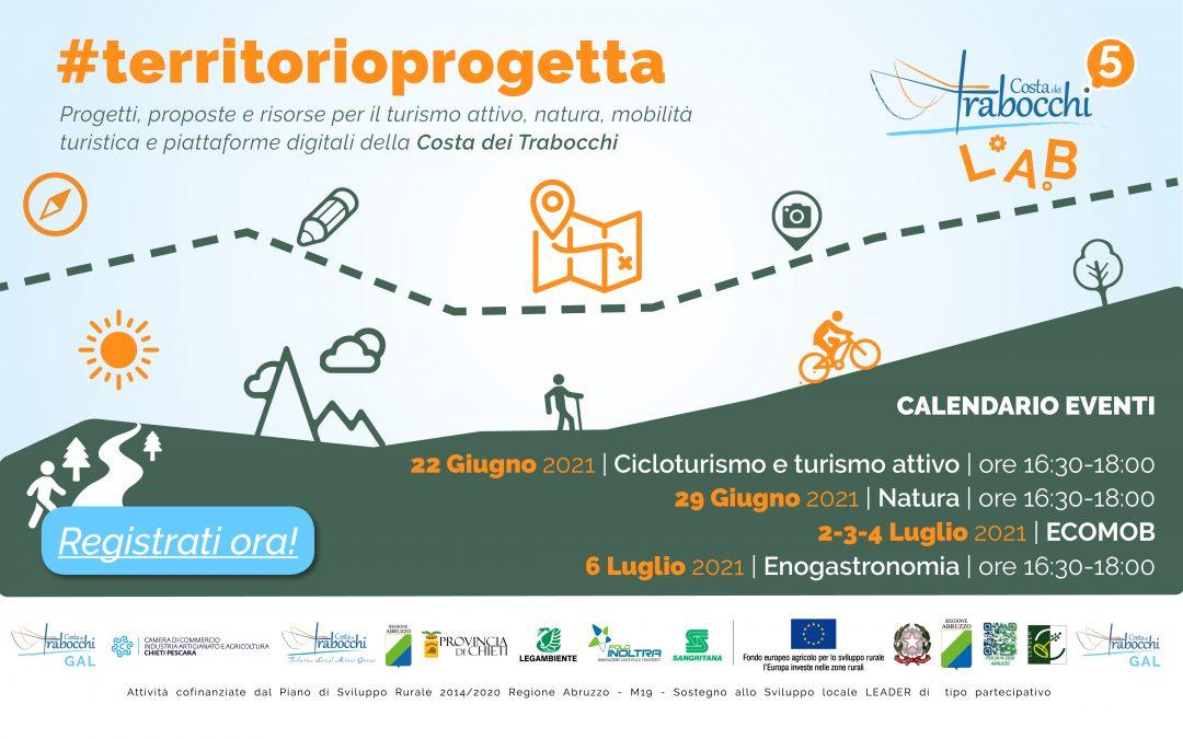 Costa Trabocchi LAB 5 #territorioprogetta